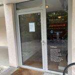 Eingangsbeschriftung Mellongroup