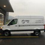 Autobeschriftung WL Bau AG