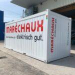 Baucontainer Maréchaux