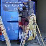 Folierung Car HC Kriens-Luzern