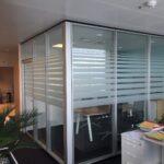 Sichtschutz Büro