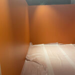 Wandfolierung Selfie House Migros